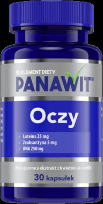 Panawit Oczy - suplement diety naoczy