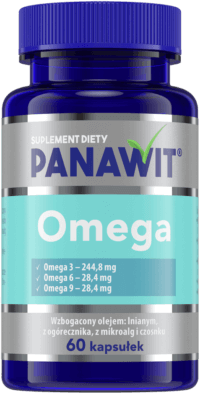 Panawit Omega - źródło kwasów Omega