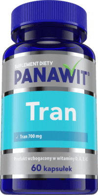Panawit Tran - suplementy diety zolejem zwątroby dorsza
