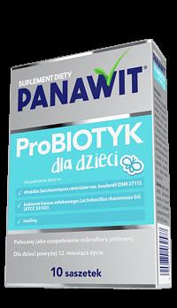 Panawit Probiotyk dla dzieci