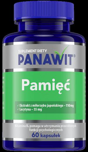 Panawit Pamięć - suplementy diety napamięć