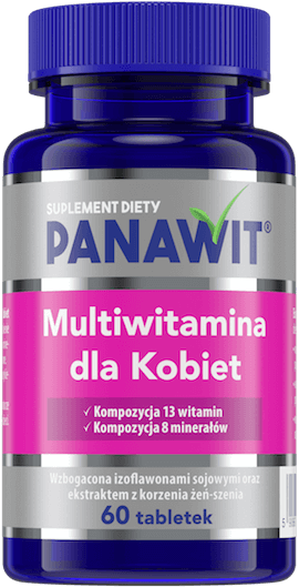 Panawit - multiwitamina dla kobiet