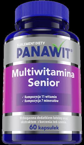 Panawit Multiwitamina dla seniorów