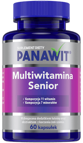 Panawit Multiwitamina senior