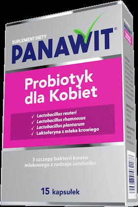 Panawit Probiotyk dla kobiet