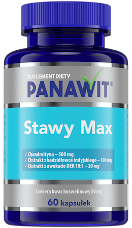 Panawit Stawy Max- suplement diety nastawy
