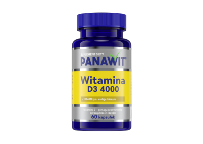Witamina D3 4000