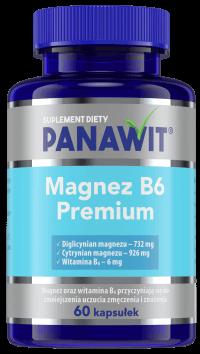 Panawit Magnez B6 Premium