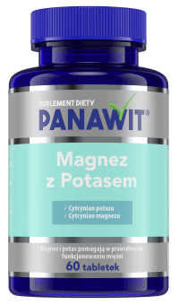 Panawit Magnez zPotasem