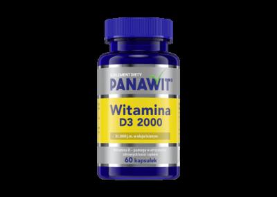 Witamina D3 2000