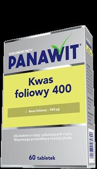 Panawit Kwas foliowy 400