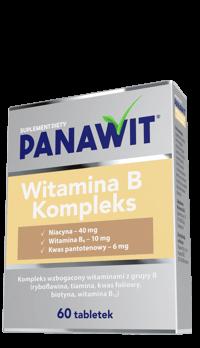 Panawit witamina B kompleks